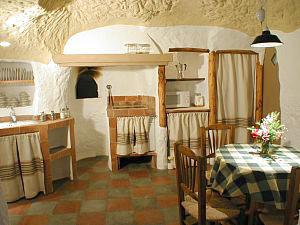 cocina cueva 3 Al Jatib