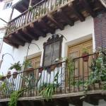 Casa con balcón morisco, Baza