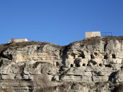 Cuevas de la Moreria, Castilléjar