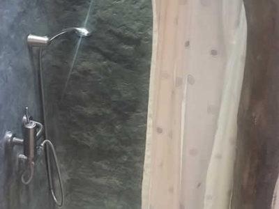 ducha de la habitación doble Paraiso