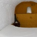 dormitorio cueva 6, ermitaño