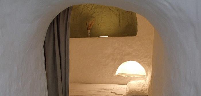 entrada dormitorio en L cueva 3, cave 3, Höhle 3, grotte 3