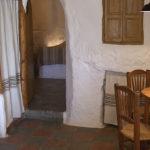 mesa y puerta dorm cueva 3, cave 3, Höhle 3, grotte 3