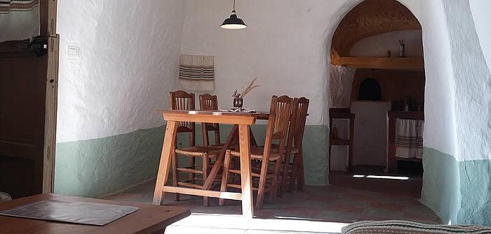 comedor salon cueva 3, cave 3, Höhle 3
