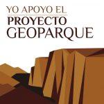 yo apoyo el proyecto Geoparque